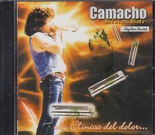 Camacho Blues Bar La Clinica Del Dolor CD New Nuevo Sealed