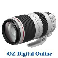 NEW Canon EF 100-400mm f/4.5-5.6L IS II USM Mark 2 100-400 F4.5-5.6 1 Yr Au Wty