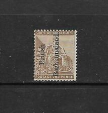 1881 Queen Victoria SG32 2d Bistre Stamp of Cape Optd. Mint Hinged BECHUANALAND