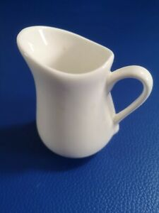 Small White Cream Jug