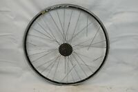 Mavic CXP 700c Rear Road Bike Wheel Shimano Hub Black OLW130 15mm 36S PV Charity