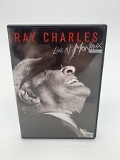 Ray Charles - Live At Montreux 1997 (DVD, 2007)
