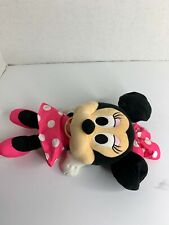 Minnie Mouse Plush Doll BG91 Fisher Price Stuffed Toy 12 in Pink