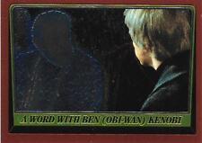 1999 Topps Star Wars Chrome Archives #74 A Word With Ben Obi-Wan Kenobi > Luke