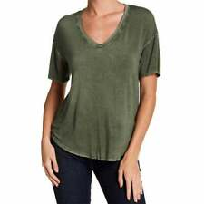 Abound NWT Olive Green Tee Shirt Size XS EXTRA SMALL Super Soft Comfort!