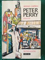 Peter Perry - Michael Campbell - Mondadori - 1958 [prima edizione] romanzo