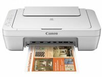 Canon MG2522 Compact Printer All-in-One Copier Scanner USB (ink not included)