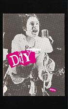 Original Vintage Promo 1992 Rhino Anarchy Uk Sex Pistols Lydon Postcard Mailed