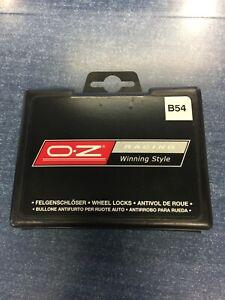 OZ Radsicherung Diebstahlsicherung Felgenschloss B54 M14x1,5x28mm Kegel Neu