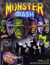 Monster Bash Pinball - Sound Rom 1.0 [S2] [Bally / Williams] EPROM