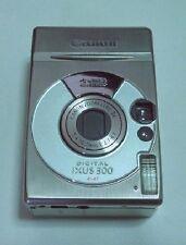 canon ixus 300 / powershot ELPH s300 / ixy 300 digital camera - may not work