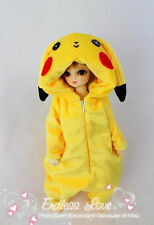 Cute Lovely Animal Outfit for BJD 1/4 MSD DOD,LUTS,AS Doll Clothes ALB2