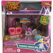 Animal Jam Princess Castle Den with Fancy Fox Figure UK Seller Fast Dispatch