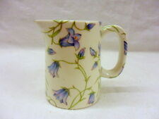 Harebell mini cream jug pitcher by Heron Cross Pottery