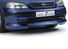 Original Irmscher Opel Astra G Front Becquet Lèvre