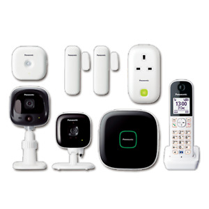 Panasonic Home Alert Kit KX-HN6031HM Home Network System 220 - 240 V AC, 50/60 H
