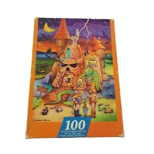 Monsters and Mystery Springbok Hallmark Puzzle 1980s DND Dungeons & Dragons
