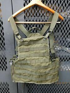 SDS Improved Rack Chest Rig I-RACK LBV O.D. Green S0006 OD-I