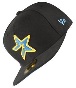 Houston Astros Snapback Cap Adult MLB New Era Baseball Track Hat - New