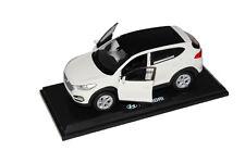 PINO 1:38 Scale Hyundai 2016+ Tucson TL Diecast MiniAture Car Toy Pure White