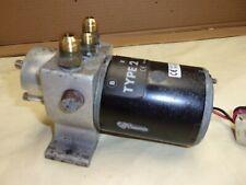 Raymarine type 2 12v autopilot pump