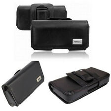 Gürteltasche Seiten Quer Tasche für HTC One M7 Handy Hülle Etui Case