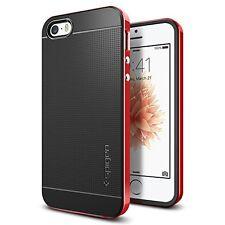 Cover iPhone 5S, Spigen Cover iPhone SE / 5 [Stile-Elegante-Bumper] Neo Hybrid [
