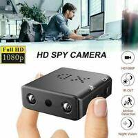 FREDI Hidden Camera 1080p HD Mini WiFi Camera spy Camera Wireless