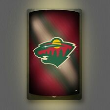 Minnesota Wild NHL Licensed MotiGlow™ Light Up Sign - Free USA shipping!