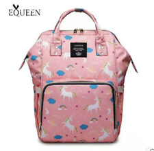 LeQueen Unicorn Backpack Pink Brand New