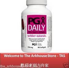 90 S PGX Daily Ultra Matrix Softgels 750 mg - Webber Naturals