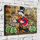 """32x24"""" Alec Monopoly """"Gambles in Hong"""" New HD print on canvas rolled up print"""