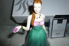 "Royal Doulton Pretty Ladies series - ""Jessica"", Hn 4823 - Nib - Excellent"