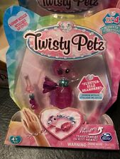 Twisty Petz Series 4 🌹Flutter Elle Seahorse 🌹Pet To Bracelet New