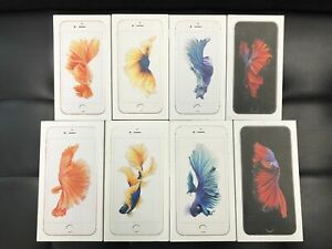 ⭐Fully Unlocked⭐ Apple iPhone 6s (CDMA+GSM) AT&T T-Mobile Verizon NEW UNUSED
