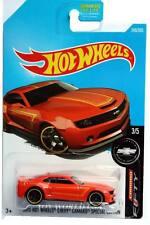 2017 Hot Wheels #246 Camaro Fifty 2013 Hot Wheels Chevy Camaro Special Edition