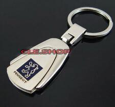 Porte clé Métal - neuf - Peugeot 106 107 206 207 208 307 308 406 407 408 508 607