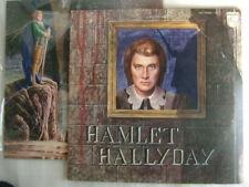 PROMO WHITE LABEL / JOHNNY HALLYDAY HAMLET / 2LP