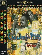 CHAKA DEMUS & PLIERS TWIST AND SHOUT CASSETTE SINGLE Reggae-Pop, Ragga