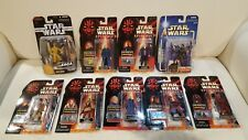 Star Wars Naboo Lot: Sio Bibble, Senator Palpatine, Royal Guard, Soldier + MORE