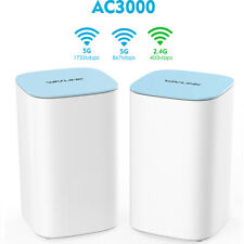 Wavlink AC3000 Tri-Band Whole Home Mesh WiFi System with MU-MIMO, 2 Pack