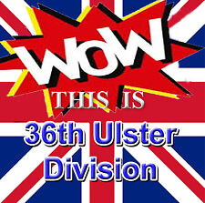WOW THIS IS 36th ULSTER DIVISION  ***2 CD***  LOYALIST/ORANGE/36th CD