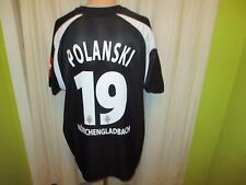 Borussia Mönchengladbach lotto camiseta 2005/06 + nº 19 polanski talla XXXL nuevo