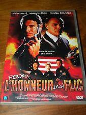 dvd  POUR L' HONNEUR D' UN FLIC   très bon état