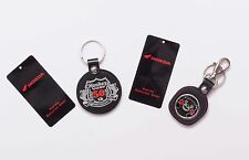 06774 New!! Honda Monkey 50th Anniversary Z50 and KUMAMON Motorcycle Key Chain
