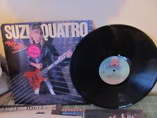 "Suzi Quatro Record LP NICE ""Rock Hard"" record"