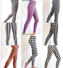 Women's Full Length Amazing Quality Soft Touch Printed Design Ladies Leggings