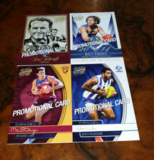 Unbranded Case AFL & Australian Rules Football Trading Cards
