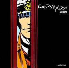 Fourniture bureau Corto Maltese Calendrier 2009