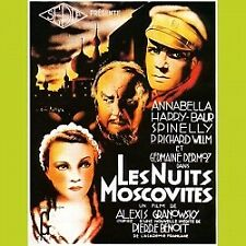 Film Autres Formats: Les Nuits Moscovites
